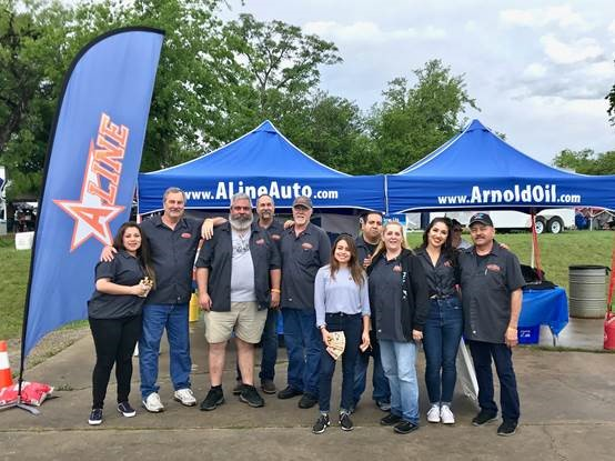 Aline auto parts and outdoor power lone star round up