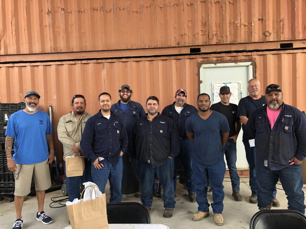 Arnold Oil Company San Antonio Truckers