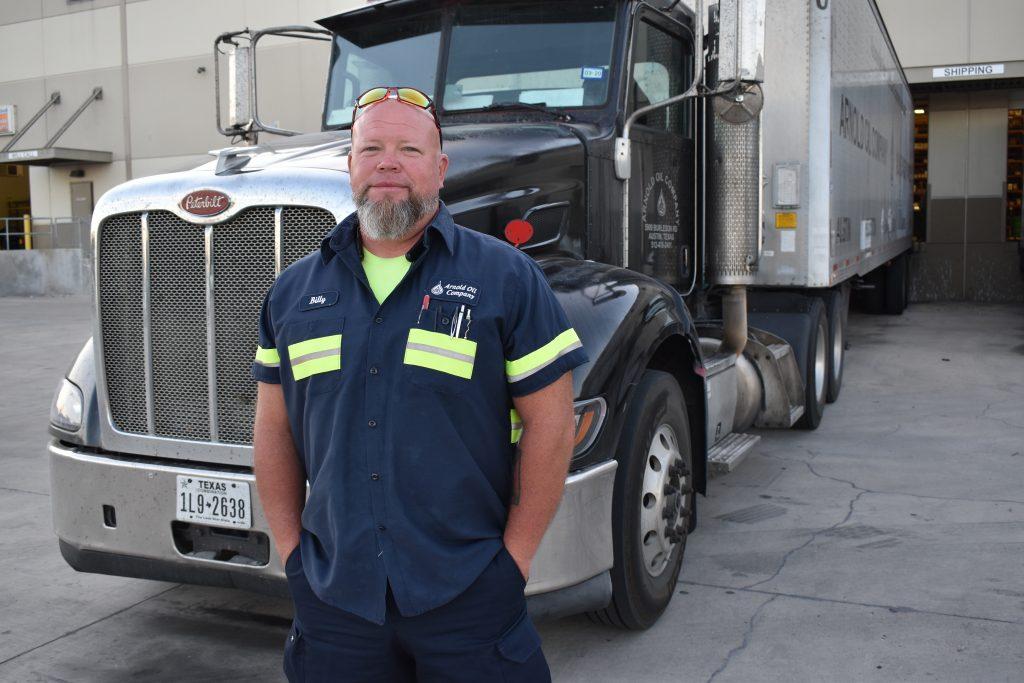 Arnold Oil Company Driver